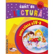 Caiet de lectura pentru clasa a IV - a ( editura : Aramis , ISBN 978-973-679-993-8 )