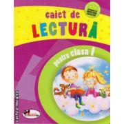 Caiet de lectura pentru clasa I ( editura : Aramis , ISBN 978-973-679-990-7 )