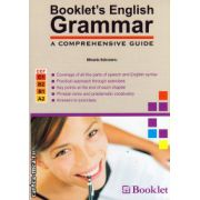 English grammar ( editura: Booklet, autor: Mihaela Starceanu, ISBN 978-973-1892-89-4 )