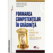 Formarea competentelor in gradinita ( editura : Aramis , autor : Catherine Bogaert , ISBN 978-973-679-933-4 )