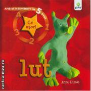 Jucarii din lut ( editura : Gama , autor : Anna Llimos , ISBN 978-973-149-442-5 )