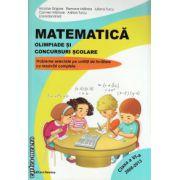 Matematica olimpiade si concursuri scolare, clasa a VI -a ( editura: Nomina, autor: Nicolae Grigore, Ramona Mainea, ISBN 9786065355606 )