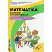 Matematica olimpiade si concursuri scolare, clasa a V -a ( editura: Nomina, autor: Nicolae Grigore, Ramona Mainea, ISBN 9786065355590 )