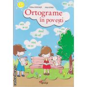 Ortograme in povesti ( editura : Tiparg , autori : Liliana Gogoasa , Joita Lungu ISBN 978-973-735-672-7 )