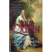 Pacatosul conte Kilmartin ( editura : Miron , autor : Julia Quinn , ISBN 978-973-1789-80-4 )