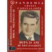Pandemia crizei capitaliste ( editura : Sitech , autor : Dinel Staicu , ISBN 978-606-11-3724-4 )