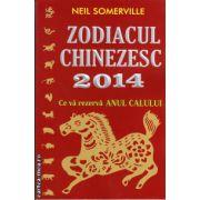 Zodiacul chinezesc 2014 ( editura : Orizonturi , autor : Neil Somerville , ISBN 978-973-736-228-5 )