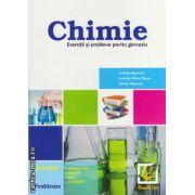 Chimie : exercitii si probleme pentru gimnaziu ( editura : Booklet , autor : Izabela Bejenariu , ISBN 978-606-590-153-7 )