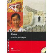 Macmillan Readers - China level 5 intermediate with 2 CDs ( editura: Macmillan, autor: Jennifer Gascoigne, ISBN 978-0-230-460409-9 )