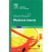 Ghid clinic: medicina interna ( Editura: Medicala, Autori: Jorg Braun, Arno J. Dormann ISBN 978-973-39-0743-5 )