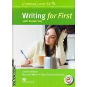 Improve Your Writing Skills for First Student's Book with key & MPO Pack ( editura: Macmillan, autor: Malcolm Mann, ISBN 978-0-230-46091-1 )