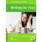 Improve Your Writing Skills for First Student's Book without key & MPO Pack ( editura: Macmillan, autor: Malcolm Mann, ISBN 978-0-230-46188-8 )
