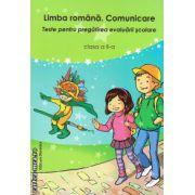 Limba romana. Comunicare - clasa a II: teste pentru pregatirea evaluarii scolare ( editura: Nomina, autor: Florentina Chifu, ISBN 978-606-535-599-6 )