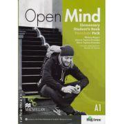 Open Mind Elementary Student's Book Pack Premium ( editura: Macmillan, autor: Mickey Rogers, ISBN 9780230458109 )