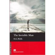 Macmillan Readers - The invisible man level 4 pre-intermediate ( editura: Macmillan, autor: H. G. Wells, ISBN 978-0-230-46032-4 )
