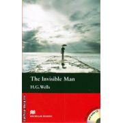 Macmillan Readers - The invisible man level 4 pre-intermediate with CD ( editura: Macmillan, autor: H. G. Wells, ISBN 978-0-230-46033-1 )