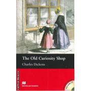 Macmillan Readers - The Old Curiosity Shop level 5 intermediate with 3 CDs ( editura: Macmillan, autor: Charles Dickens, ISBN 978-023-0-46041-6 )