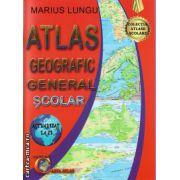 Atlas geografic general scolar ( editura : Carta Atlas , autor : Marius Lungu , ISBN 978-606-93661-0-3 )