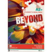Beyond Level A2+ Student's Book Pack ( editura: Macmillan, autor: Robert Campbell, ISBN 9780230461239 )