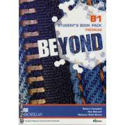 Beyond Level B1 Student's Book Premium Pack ( editura: Macmillan, autor: Robert Campbell, ISBN 978-0-230-46133-8 )