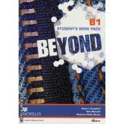 Beyond Level B1 Student's Book Pack ( editura: Macmillan, autor: Robert Campbell, ISBN 9780230461321 )