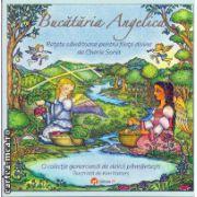 Bucataria angelica - retete sanatoase pentru fiinte divine ( editura : Pi , autor : Cherie Soria , ISBN 978-606-93245-6-1 )