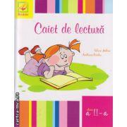 Caiet de lectura clasa a II - a ( editura : Booklet , autor : Silvia Mihai , ISBN 9786065901612 )