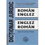Dictionar juridic roman - englez , englez - roman ( editura : Lumina Lex , autor : Hanga Vladimir , ISBN 978-973-758-177-8 )