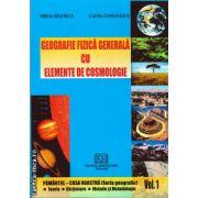 Geografie fizica generala cu elemente de cosmologie ( editura : Universitara , autor : Mihai Ielenicz , ISBN 978-973-749-519-8 )