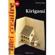 Kirigami ( editura : Casa , autor : Terleczky Adam , ISBN 978-606-8527-36-9 )