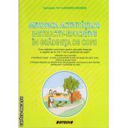 Metodica activitatilor insructiv educative in gradinita de copii ( editura : Sitech , autor : Prof. Alexandru Gheorghe , ISBN 978-606-11-0753-7 )