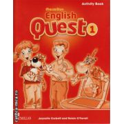 Macmillan English Quest Level 1 Activity Book ( editura: Macmillan, autor: Jeanette Corbett, ISBN 978-0-230-43980-1 )
