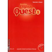 Macmillan English Quest Level 1 Teacher's Book Pack ( editura: Macmillan, autor: Jeanette Corbett, ISBN 978-0-230-44381-5 )
