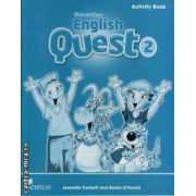 Macmillan English Quest Level 2 Activity Book ( editura: Macmillan, autor: Jeanette Corbett, ISBN 978-0-230-43985-6 )