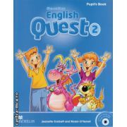 Macmillan English Quest Level 2 Pupil's Book with Animated Stories and Songs CD-ROM ( editura: Macmillan, autor: Jeanette Corbett, ISBN 978-0-230-44382-2 )