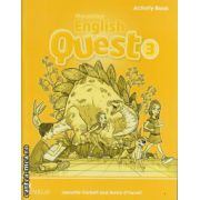Macmillan English Quest Level 3 Activity Book ( editura: Macmillan, autor: Jeanette Corbett, ISBN 978-0-230-45665-5 )