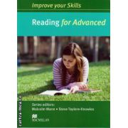 Improve your Skills for Advanced (CAE) Reading Student's Book without key ( editura: Macmillan, autor: Malcolm Mann, ISBN 9780230462069 )