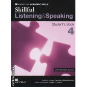 Skillful Level 4 Listening & Speaking Student's Book & Digibook ( editura: Macmillan, autor: Lindsay Clandfield, ISBN 9780230431973 )