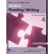 Skillful Level 4 Reading & Writing Student's Book & Digibook ( editura: Macmillan, autor: Mike Boyle, ISBN 9780230431980 )