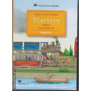 Young Learners English Skills Starters Audio CD ( editura: Macmillan, autor: Sandra Fox, ISBN 9780230449022 )