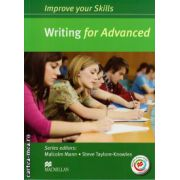 Improve your Skills for Advanced (CAE) Writing Student's Book without key, with MPO Pack ( editura: Macmillan, autor: Malcolm Mann, ISBN 9780230462014 )