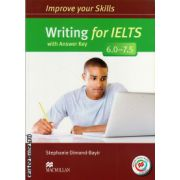 Improve Your Writing Skills for IELTS 6-7. 5 Student's Book with key & MPO Pack ( editura: Macmillan, autor: Stephanie Dimond-Bayir, ISBN 978-0-230-46340-0 )
