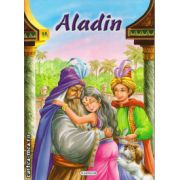 Aladin ( editura : Flamingo GD , ISBN 978-606-713-000-3 )