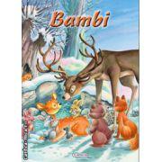 Bambi ( editura : Flamingo GD , ISBN 9786067130010 )