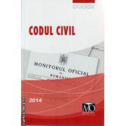 Codul civil 2014 ( editura : Monitorul Oficial , ISBN 978-973-567-864-7 )