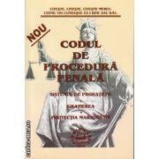 Codul de procedura penala ( editura : Lumina Lex , ISBN 978-973-758-242-3 )
