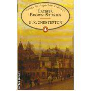 Father Brown Stories ( editura: Penguin Books, autor: G. K. Chesterton, ISBN 978-0-14-062400-7 )