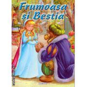 Frumoasa si Bestia ( editura : Flamingo GD , ISBN 9786067130027 )