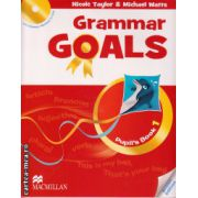 Grammar Goals Level 1 Pupil's Book Pack ( editura: Macmillan, autor: Nicole Taylor, ISBN 978-0-230-44569-7)