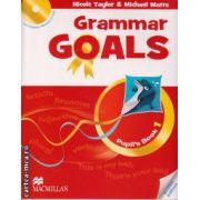 Grammar Goals Level 1 Pupil's Book Pack ( editura: Macmillan, autor: Nicole Taylor, ISBN 978-0-230-44569-7)